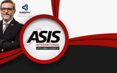 Conferencia en ASIS Occidente