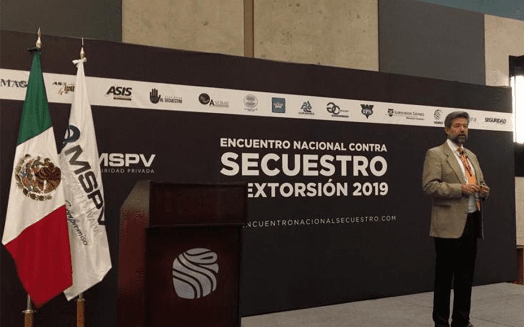 Últimas tendencias sobre extorsión en México