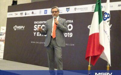 Conferencia de MSPV en el marco de ENSE 2019