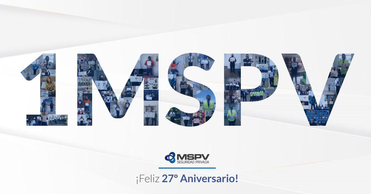 MSPV 1MSPV Aniversario